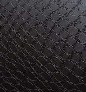 702407-Adhésif serpent noir