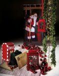 Idée déco La poste du Père Noel